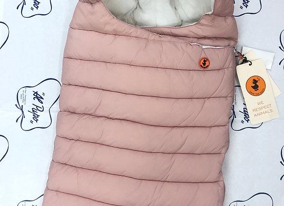 Sacco nanna SAVE THE DUCK rosa opaco