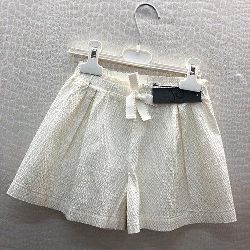 Pantaloncini JO MILANO color crema