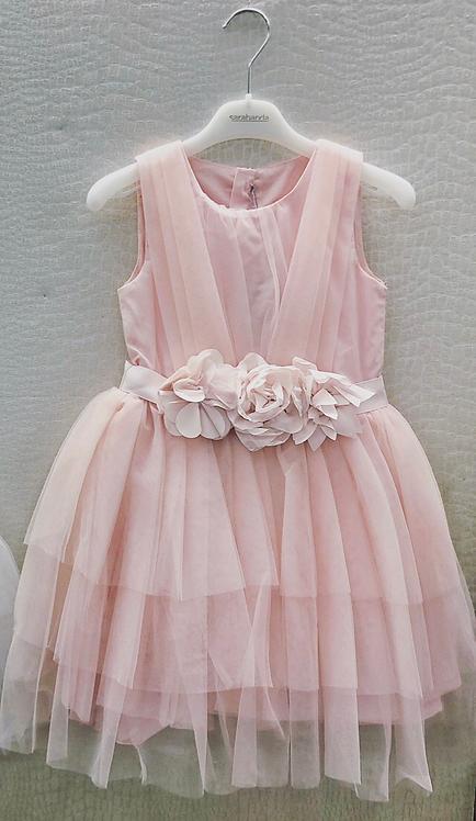 Abito elegante SARABANDA rosa