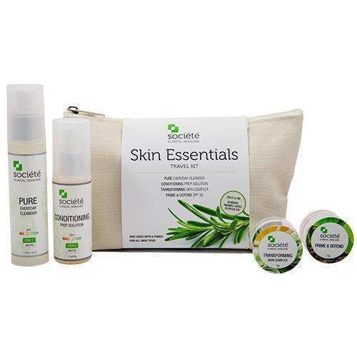 Skin Essentials Travel Kit