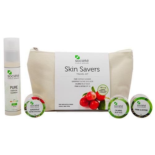 Skin Savers Travel Kit