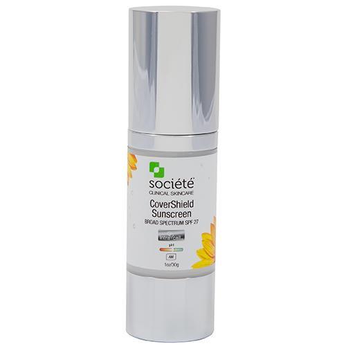 CoverShield Sunscreen Broad Spectrum SPF 27