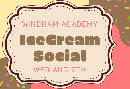 Here's the Scoop on the Ice Cream Social