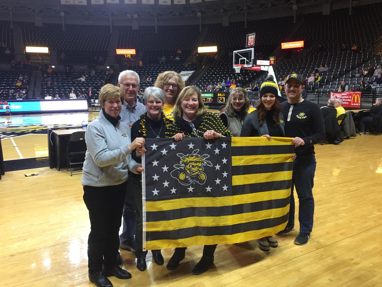 WSU Women's Basketball Rotary Night, 1-2