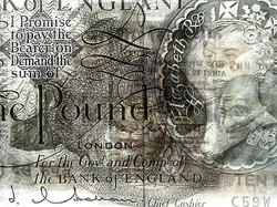 Pound. I Promise to Pay