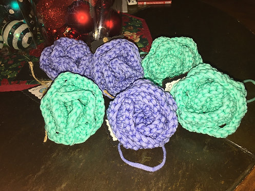 Crochet Body Loofah
