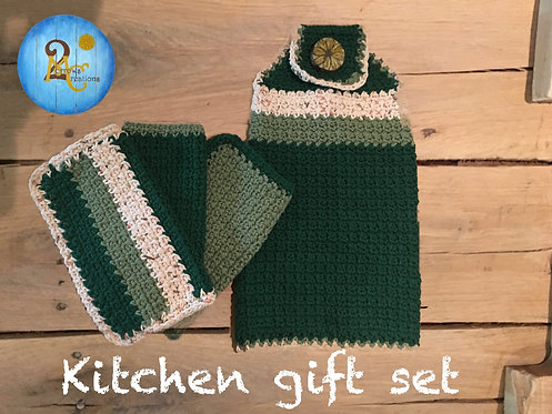 Kitchen gift set