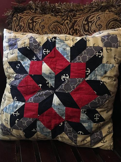 Pillow Starburst