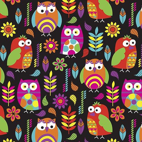 Heavenly Owls