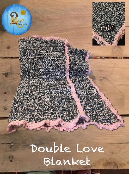 Double Love Blanket