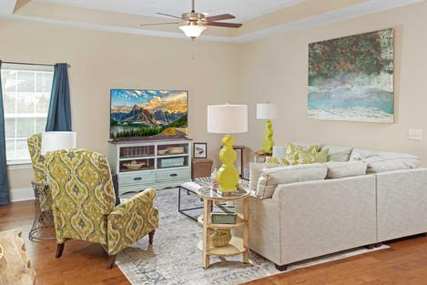 Longs, SC Livingroom