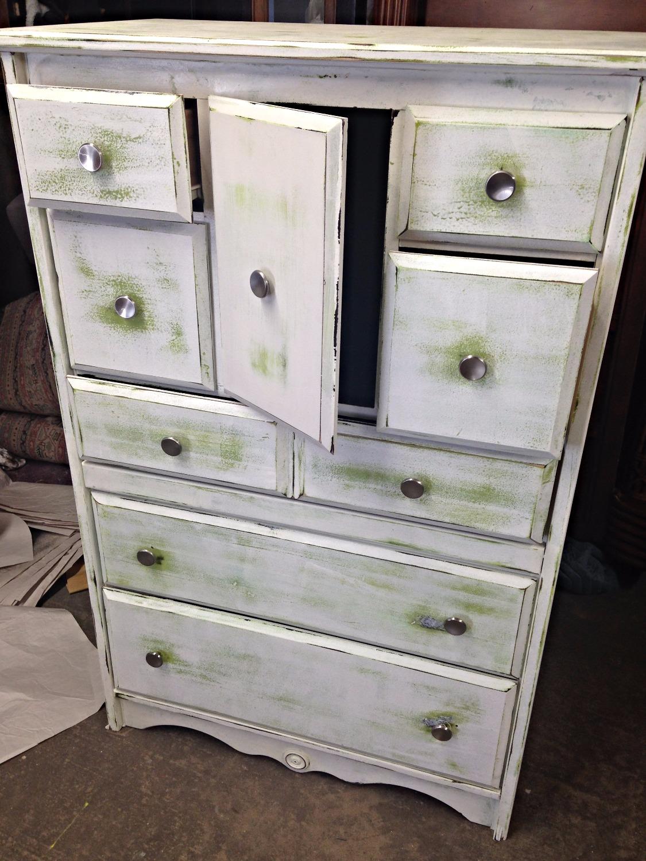 Restyled Kids Dresser