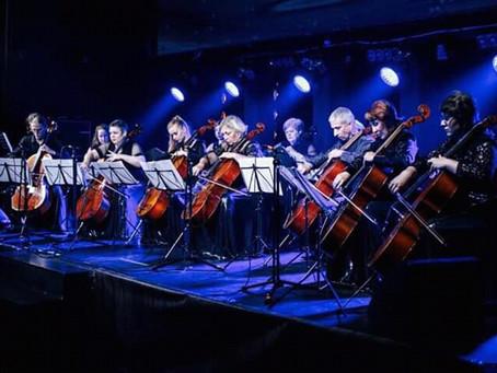 """2 концерта """"VitaCello"""" 24 и 27 мая в  18:30"""