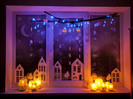 Окно в Новый год