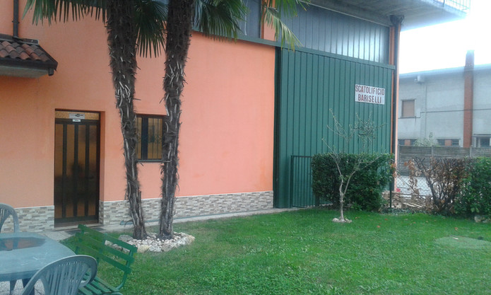 Entrata Uffici