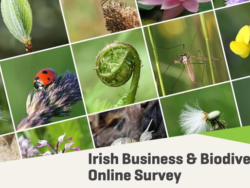 IFNC to co-host webinar on Business & Biodiversity on October 6th, 2020, alongside BITC