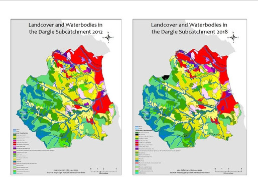 Mapping it out: GIS and the INCASE Project