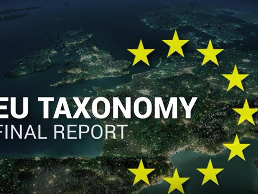 EU Taxonomy - the classification system for sustainable activities