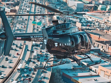 The 'Uber of Choppers' will take you from Mumbai to Pune in 40 minutes