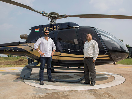 Blade flight review: At Rs 20,000, is the 41-min chopper ride from Mumbai to Pune worth it?