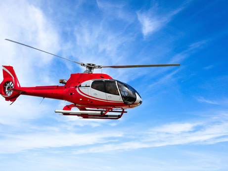 Now You Can Take A Helicopter Ride To Mumbai From Pune's IT Hub In Kharadi