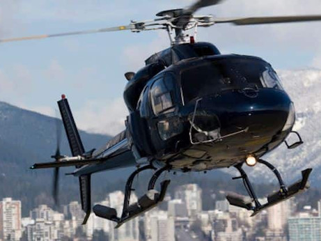 Intercity Helicopter to Launch From Mumbai to Pune and Shirdi Soon