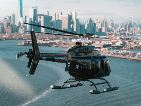 BLADE India collaborates with Panchshil Reality, will offer helicopter rides from Kharadi, Pune