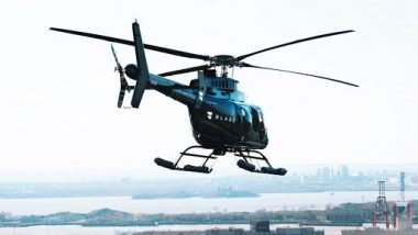 Helicopter BLADE Services to Start From November 18 Between Mumbai, Pune&Shirdi, Check Ticket Prices