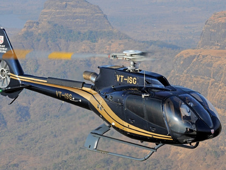 Now Take A Private Chopper Between Two Cities In India Starting From ₹12,000 Per Person