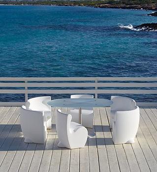 tavoli plust myyour slide - tavolini esterno bergamo - tavolini esterno milano