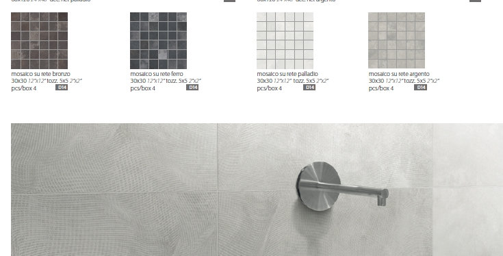 la fenice | x metal | pavimenti