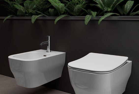 olympia | synthesis | WC + Bidet