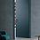 Thumbnail: phi | porta laccata incisa con cerniere a scomparsa