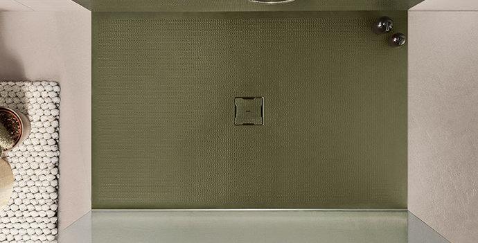 agha | pixel - piatto doccia in resina