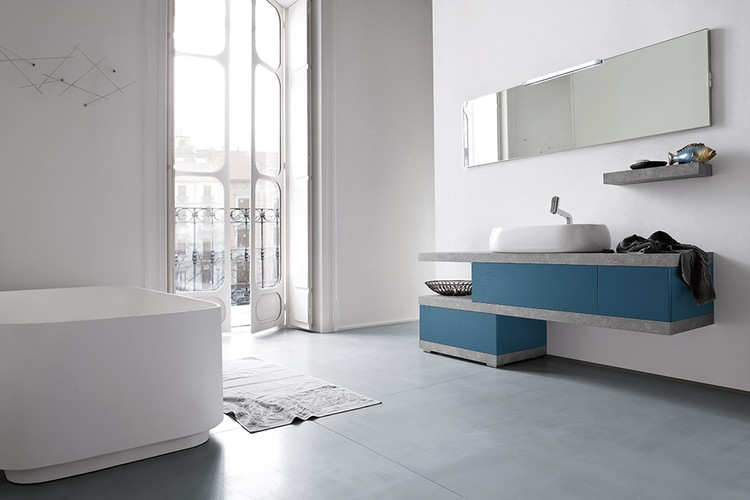 Salgar arredo bagno Bergamo