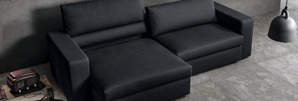 Exco - Korral divano componibile255x100 come foto stoffa cat.B