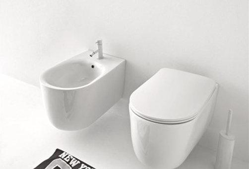kerasan | nolita | WC + Bidet