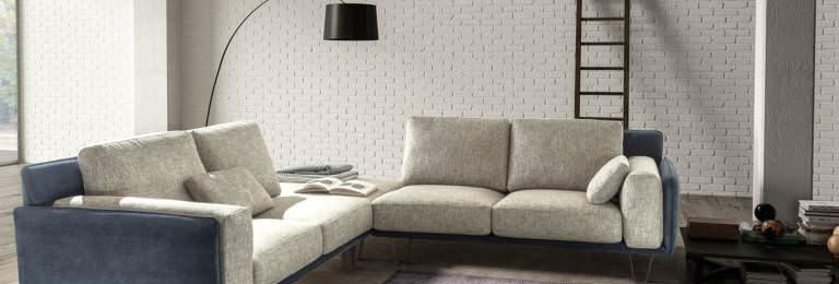 Samoa - Living Chic divano componibile 250x250 come foto stoffa cat.B