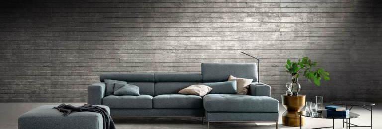 Samoa - Alter Special divano componibile 253x160 stoffa cat.B