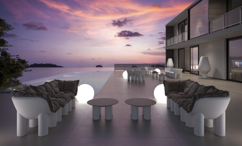 tavolini esterno plust