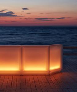 banconi bar luminosi bergamo