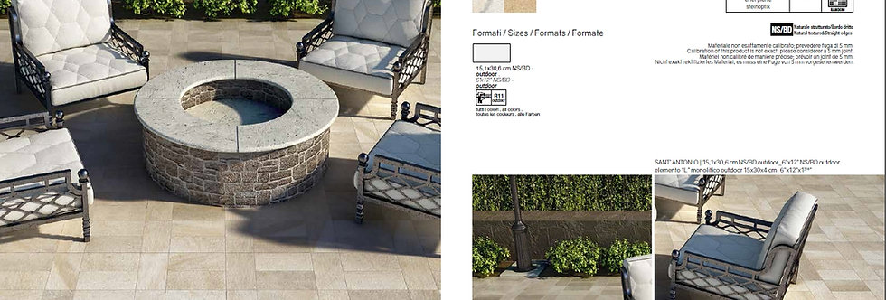 tuscania | santi | pavimento per esterno