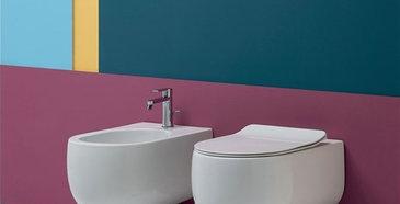 kerasan   flo   WC + Bidet