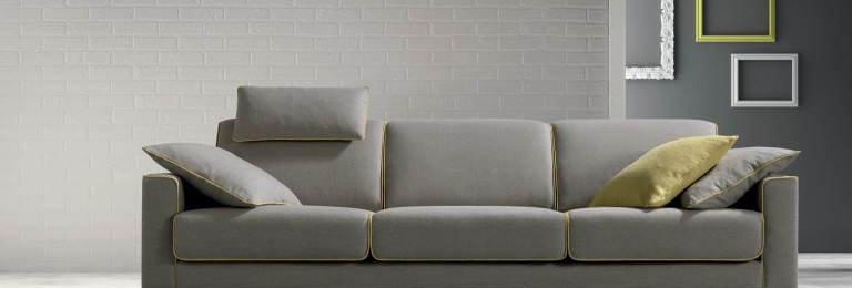Samoa - Spirit divano componibile 240x95  come foto stoffa cat.B