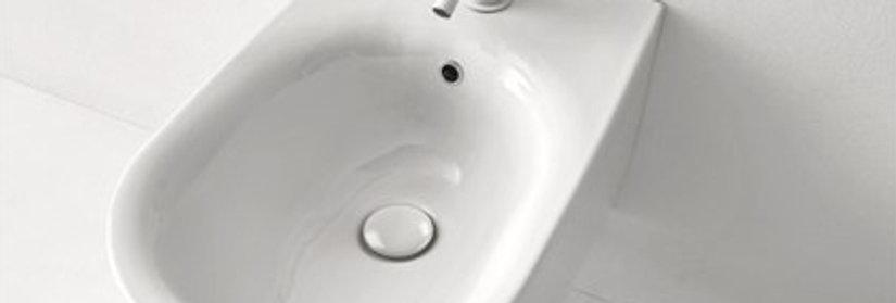 olympia | clear | WC + Bidet