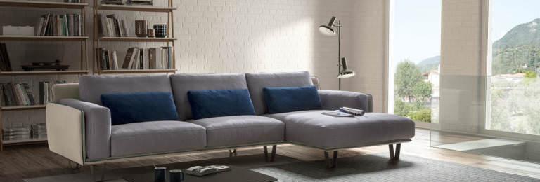 Samoa - Living Chic divano componibile 288x163 come foto stoffa cat.B