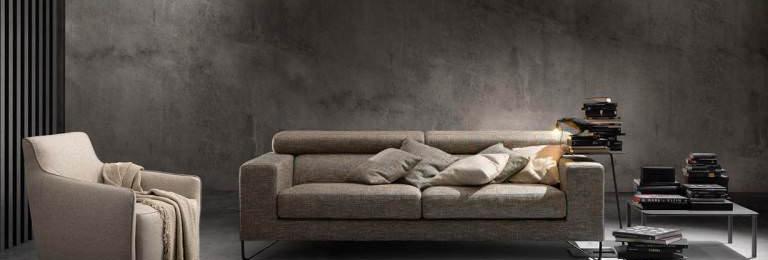 Samoa - Alter Special divano componibile 253x105 come foto stoffa cat. B