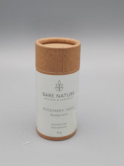 Deodorant - Rosemary Sage