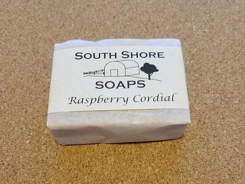 Raspberry Cordial Soap
