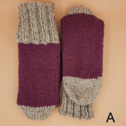 Wool Socks - Size Small (5-6)